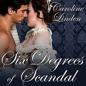 Six Degrees of Scandal Audiobook