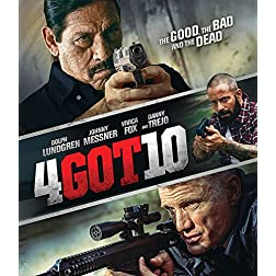 4Got10 [Blu-ray]
