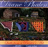 img - for Quilts From A Painter's Art 2006 Calendar book / textbook / text book
