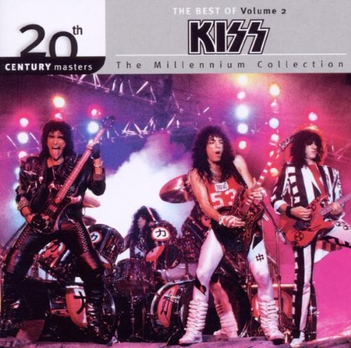 kiss 20th century masters cd covers