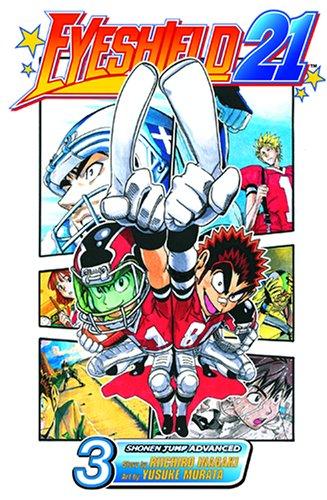 アイシールド21 コミック3巻 (英語版)