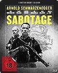 Sabotage - Uncut/Steelbook [Blu-ray]...