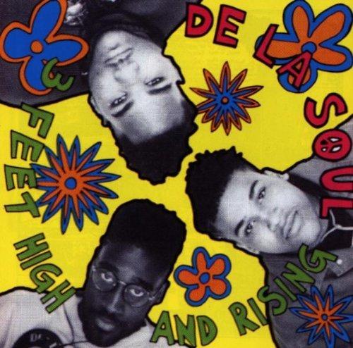 De La Soul - 3 Feet High And Rising By De La Soul (2001-10-22) - Zortam Music