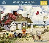 Charles Wysocki - Americana Wall Calendar (2015)