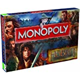 Monopoly The Hobbit 2 Desolation of Smaug Board Game