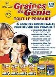 Graines de génie Tout le primaire (CP, CE1, CE2, CM2)...