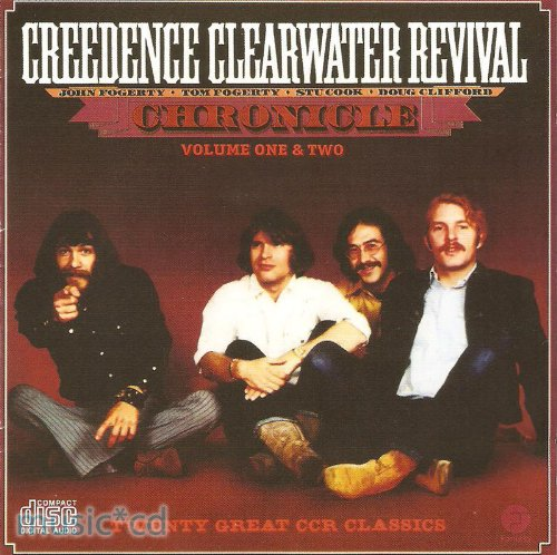 Creedence Clearwater Revival - Chronicle  Volume 2 - Zortam Music