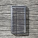 for Sony NW-WM1A / NW-WM1Z Case Cover TPU Gel Case Clear Black (Color: Clear Black)