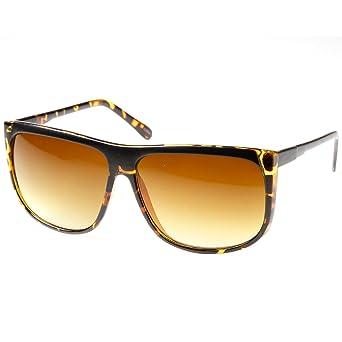 ebf65d92958 Triple Optic - Lunettes de soleil - - Pilote Homme - Marron - Écaille de  tortue