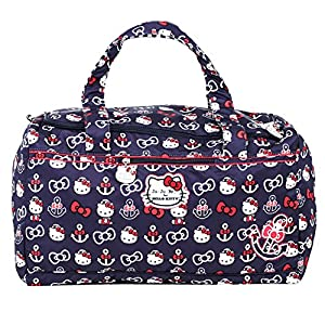 Ju-Ju-Be Starlet Travel Duffel Bag, Hello Kitty Out to Sea by Ju-Ju-Be