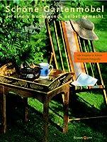 Gartenmöbel selbst gemacht
