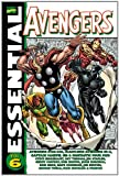 Essential Avengers, Vol. 6 (Marvel Essentials) (0785130586) by Englehart, Steve