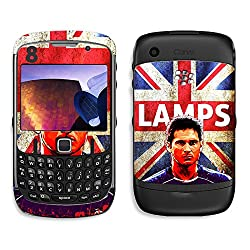 ezyPRNT Blackberry Curve 8520 Frank Lampard Football Player mobile skin sticker