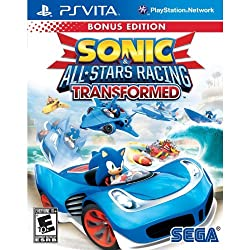 Sonic & All-Stars Racing Transformed (輸入版:北米)
