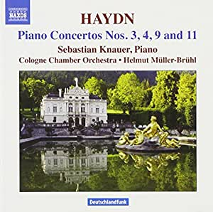 Piano Ctos Nos. 3 4 9 & 11