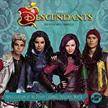 Descendants (       UNABRIDGED) by Disney Press Narrated by Kyla Garcia
