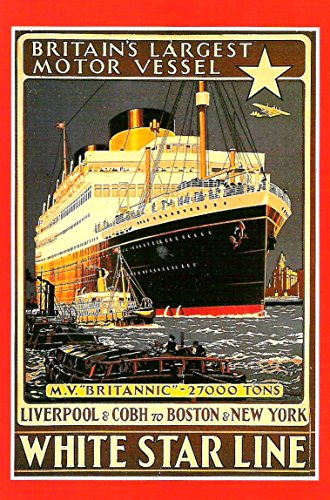 white-star-line-mv-britannic-wonderful-a4-glossy-art-print-taken-from-a-rare-vintage-cruise-line-pos