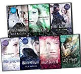 Julie Kagawa Julie Kagawa The Iron Fey:Call of the Forgotten 7 Books Collection Pack Set (The Iron Traitor, The Lost Prince, The Iron Knight (Iron Fey), The Iron Daughter, The Iron Queen (Iron Fey), The Iron King (Iron Fey), The Iron Legends)