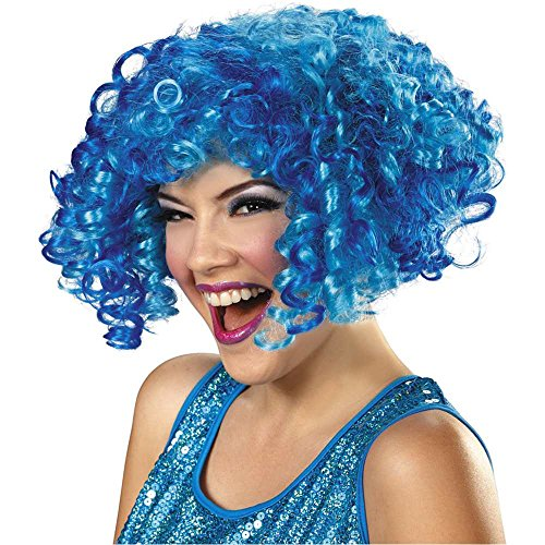 Sesame Street Cookie Monster Wig - One Size