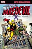 img - for Daredevil Epic Collection: The Man Without Fear (Epic Collection: Daredevil) book / textbook / text book