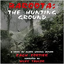 Baroota: The Nick Hudson Series, Book 1 Audiobook by Zach Fortier Narrated by Miles Taylor