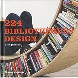 224 bibliothèques design
