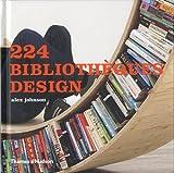 echange, troc Alex Johnson - 224 bibliothèques design