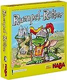 HABA 4461 - Rumpelritter, Würfelspiel