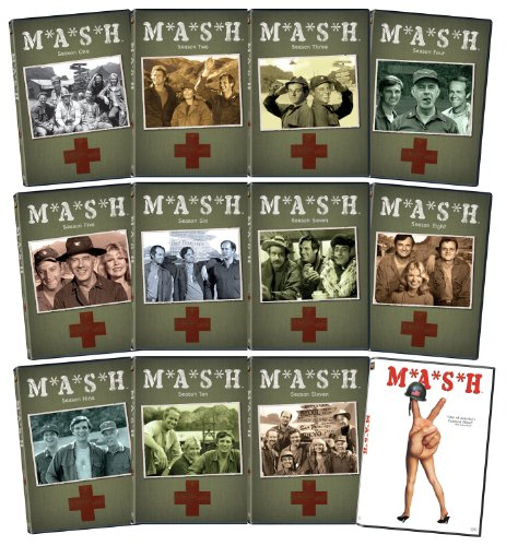 61Qaj38yQJL M*A*S*H: The Complete Series + Movie