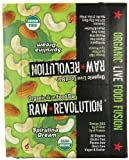 Raw Revolution Organic Live Food Bars, Spirulina Dream, 1.8-Ounce Bars (Pack of 12)