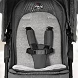 Chicco-Bravo-LE-Stroller-BlackGrey