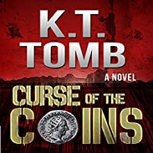 Curse of the Coins (       UNABRIDGED) by K.T. Tomb Narrated by Steve Williams