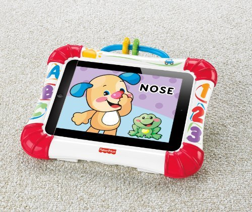 Fisher-Price Laugh & Learn Case For Ipad, Red Toy, Kids, Play, Children front-778498
