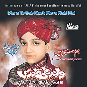 Nabi Hai Vol. 2 - Islamic Naats: Muhammad Wajid Ali Qadri: MP3