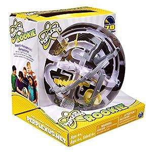 Spin Master Games - 6022079 - Jeu d'Action et de Réflexe - Labyrinthe 3D Perplexus - Rookie - Modèle aléatoire