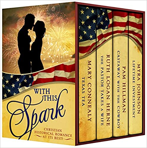 With This Spark, Christian Historical Romance by Four Award-Winning historical authors (Seeker Collection Book 5)