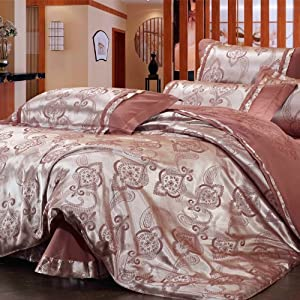 Amazon.com - DIAIDI, Luxury Bedding Sets, Elegant Vintage ...