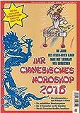 Ihr Chinesisches Horoskop 2016: Im Jahr des Feuer-Affen