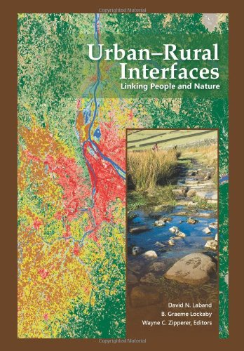 Urban-Rural Interfaces: Linking People And Nature