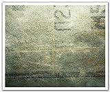 JP London POSLT2268 uStrip Lite Removable Wallpaper Decal Sticker Mural Concrete Art Grunge Graffiti Stamp, 24-Inch x 19.75-Inch