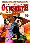 Lawman's Sunset (A Gunsmith Western B...