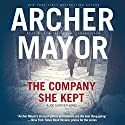 The Company She Kept: A Joe Gunther Novel: The Joe Gunther Mysteries, Book 26 Audiobook by Archer Mayor Narrated by Tom Taylorson