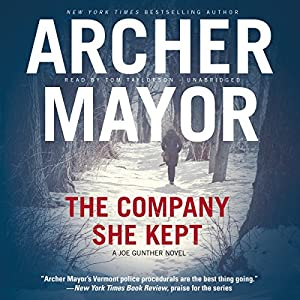 The Company She Kept Audiobook