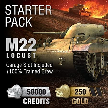 Starter Pack: World of Tanks [Game Connect]