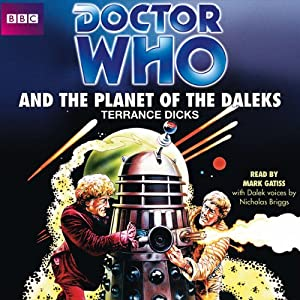Doctor Who and the Planet of the Daleks (Classic Novel) Audiobook