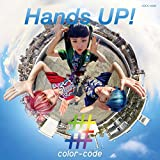 Hands UP!♪color-code