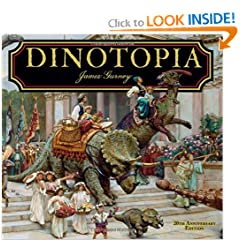 Dinotopia: A Land Apart from Time -- 20th Anniversary Edition (Calla Editions) by James Gurney