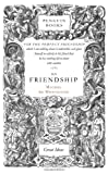On Friendship (Penguin Classics Deluxe Edition) (0143036297) by Montaigne, Michel de
