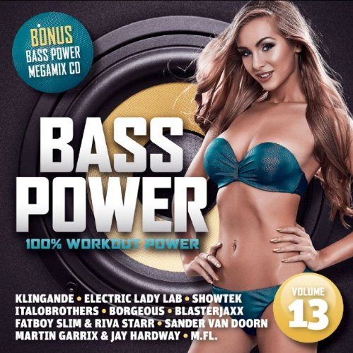 Various Artists-Bass Power 13