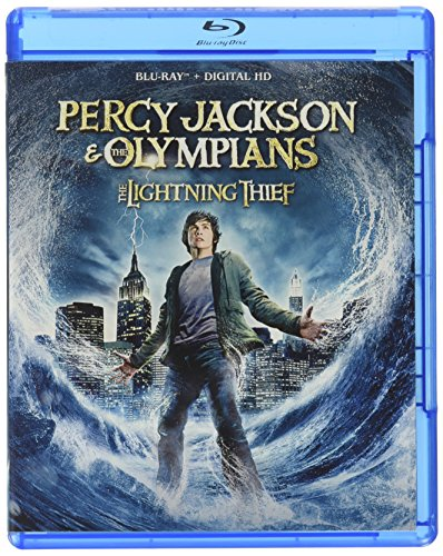 Blu-ray : Percy Jackson & the Olympians: The Lightning Thief (Pan & Scan)